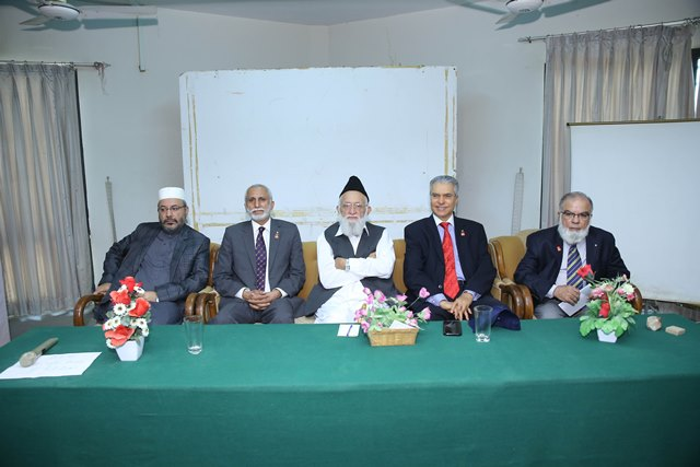 Rotary Ulema Workshop in Karachi for Mass Awareness against Polio